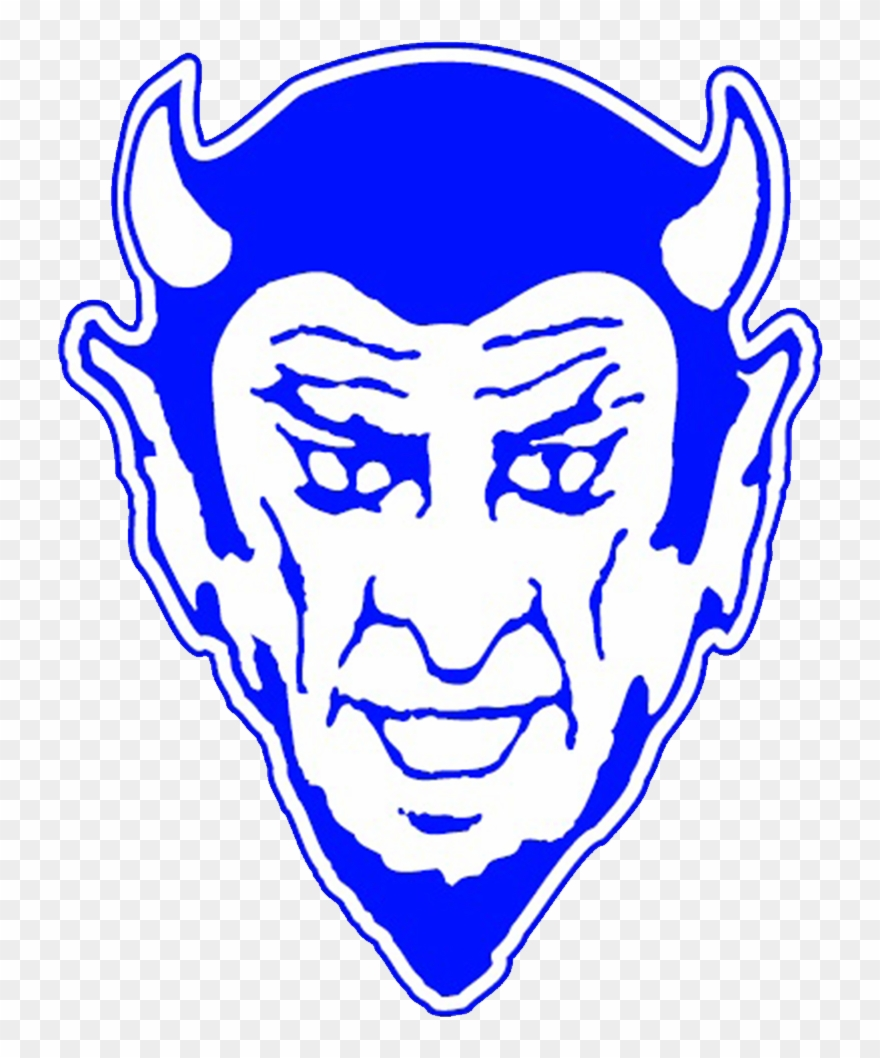 Bluedevil clipart image transparent download Henry Clay Athletics Home Of The Blue Devils - Columbus High School ... image transparent download