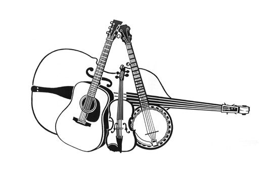 Bluegrass band clipart banner transparent library Image result for bluegrass clipart | bluegrass in 2019 | Clip art ... banner transparent library