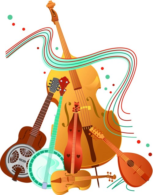 Bluegrass band clipart clip free library January 22nd - Bluegrass Music Festival Events - Calvary Elementary ... clip free library