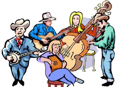 Bluegrass band clipart graphic freeuse stock Bluegrass Clipart | Free download best Bluegrass Clipart on ... graphic freeuse stock