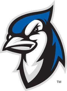Bluejay mascot clipart clip free stock 19 Best Blue Jays Logos images in 2019 | Logos, Sports logo, School logo clip free stock