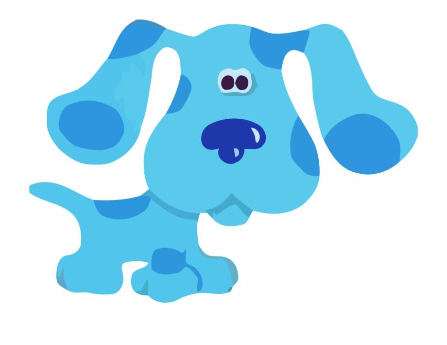 Blues clipart clip transparent Blue\'s Clues Clip Art Waiting Clipart Png - Blue\'s Clues Blue And ... clip transparent