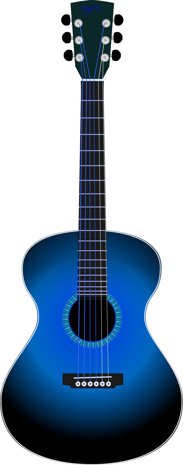 Blues guitar clipart graphic library stock Free Blue Guitar Cliparts, Download Free Clip Art, Free Clip Art on ... graphic library stock