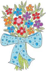 Blumenstrau clipart geburtstag clipart library stock 4teachers: Lehrproben, Unterrichtsentwürfe und Unterrichtsmaterial ... clipart library stock
