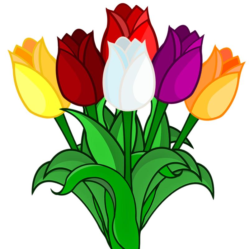 Blumenstrau clipart geburtstag vector library stock Blumen « Meine Internetseite vector library stock