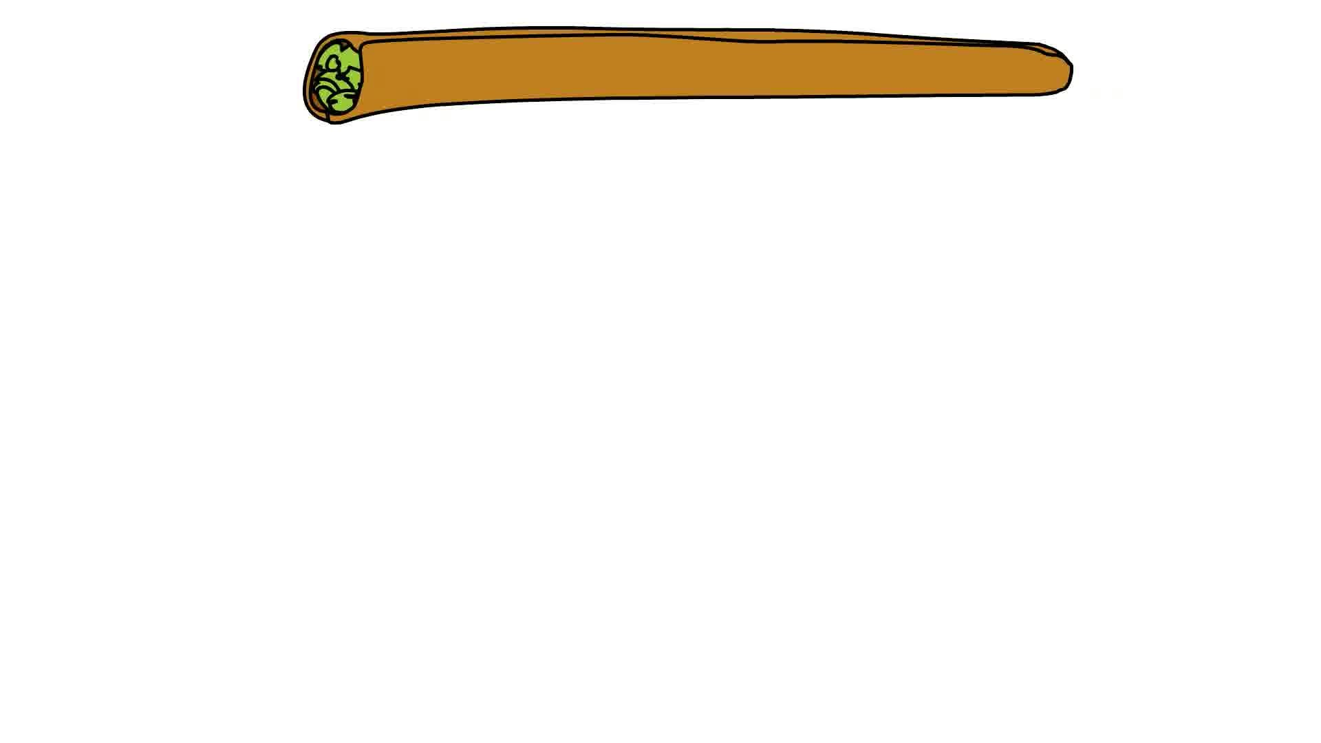 Blunts clipart image free stock Free Drawn Weed blunt, Download Free Clip Art on Owips.com image free stock