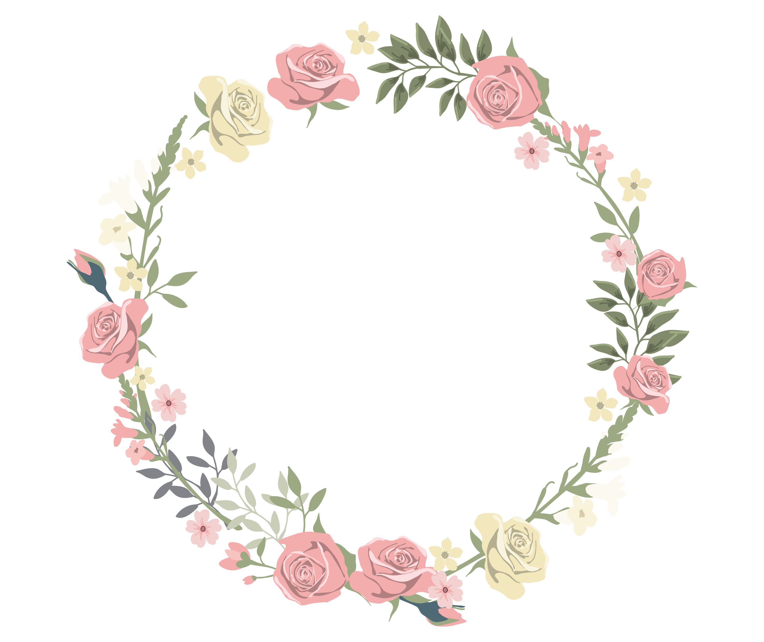 Blush pink flower clipart jpg freeuse library Похожее изображение | Этикетки и рамки | Pinterest | Wallpaper ... jpg freeuse library