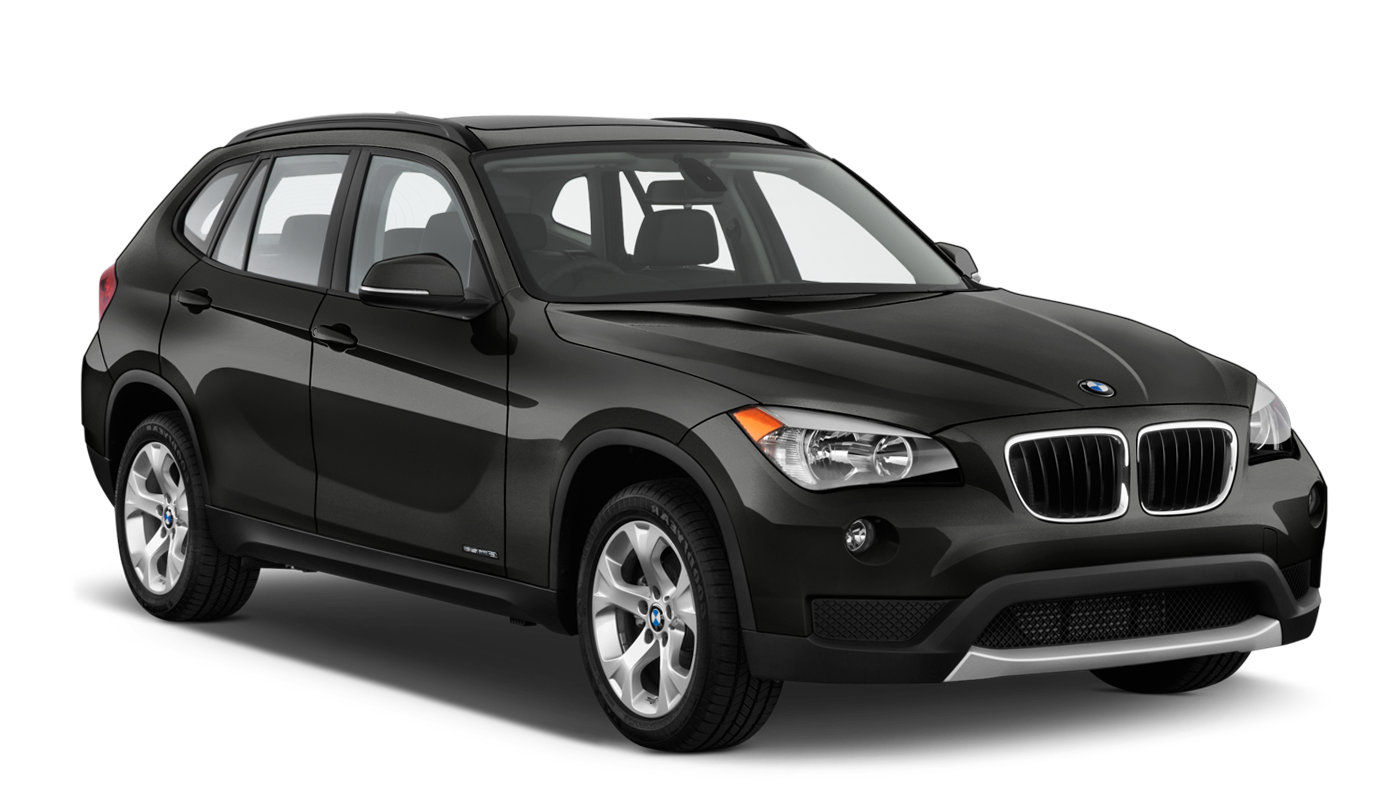 Simple car clipart image library download Black BMW X1 sDrive Car 2013 PNG Clipart - Best WEB Clipart image library download