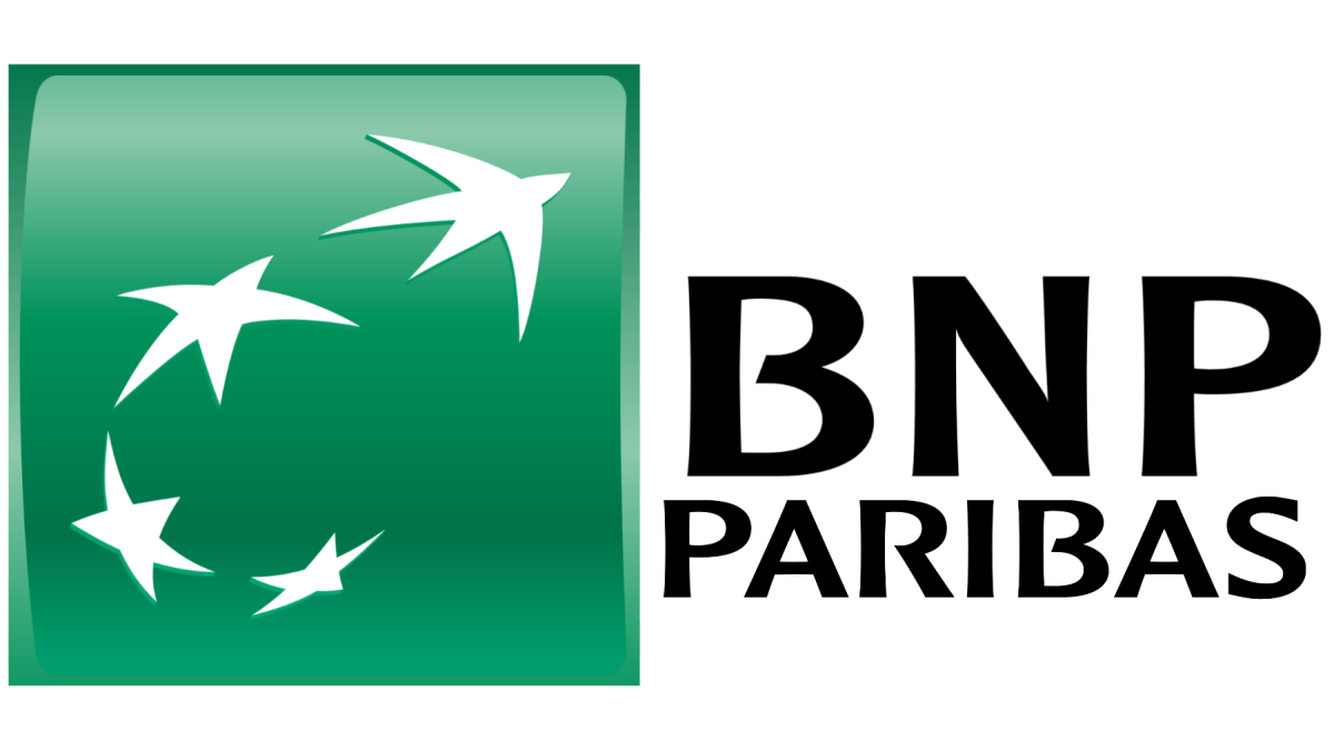 Bnp paribas logo clipart banner black and white stock BNP Logo - LogoDix banner black and white stock