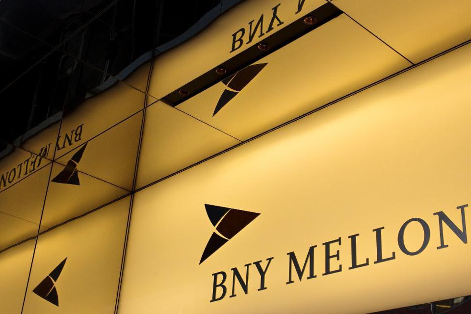 Bny mellon logo clipart vector freeuse stock Mellon font vector freeuse stock