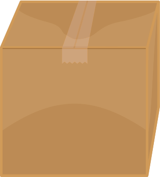 Free clipart box