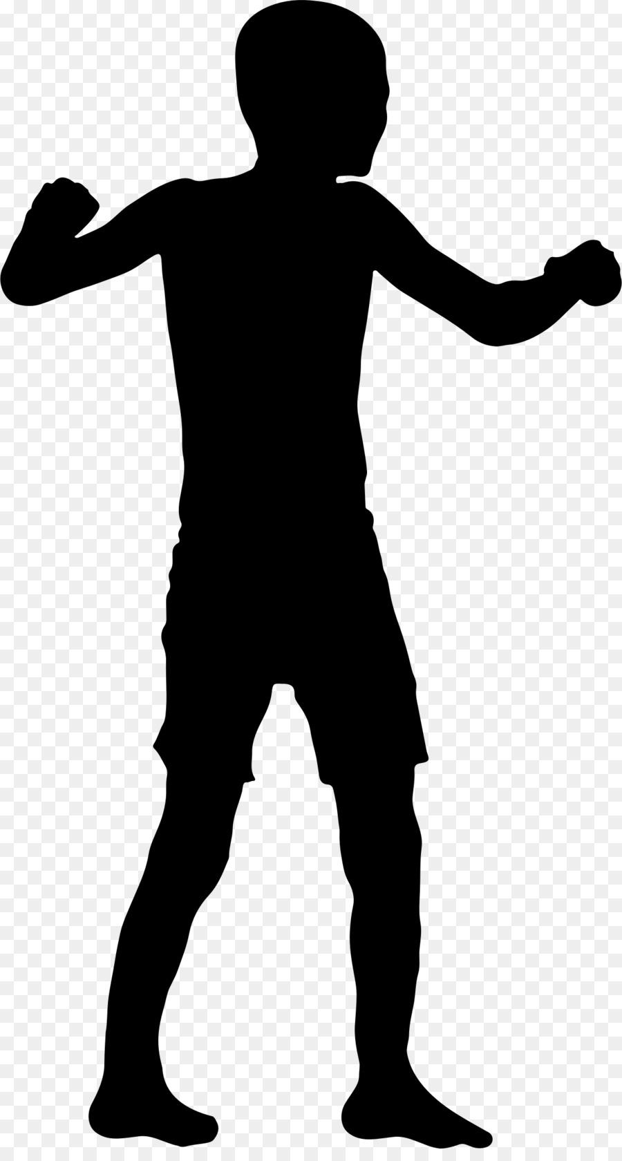 Bo sillohette clipart clip art black and white download Person Cartoon clipart - Silhouette, Child, Boy, transparent clip art clip art black and white download