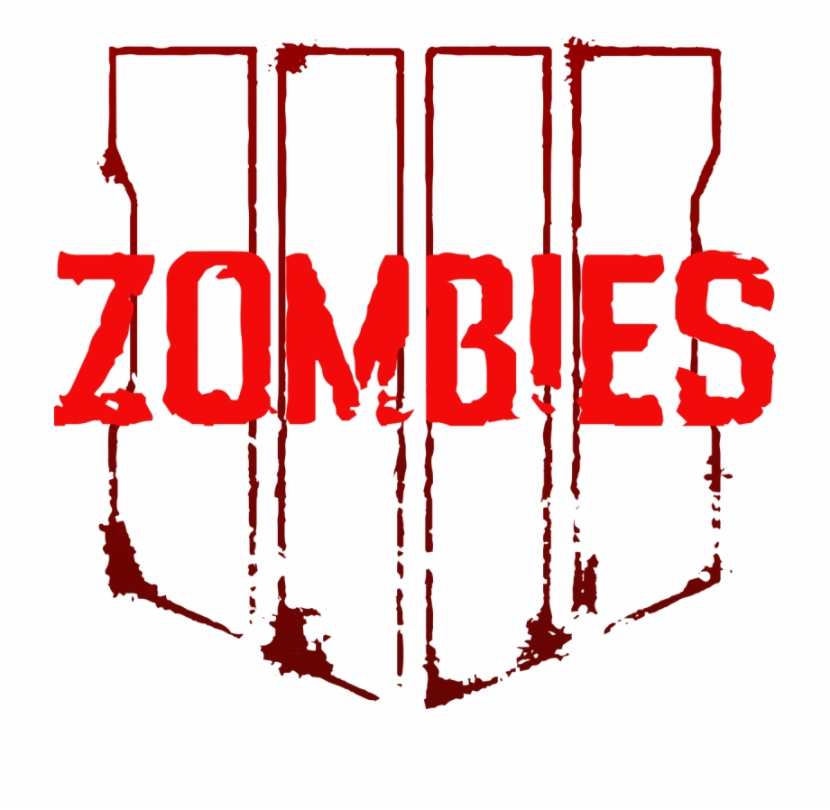 Bo4 clipart png library stock Retweets And Likes Appreciated Hd - Bo4 Zombies Logo Png ... png library stock