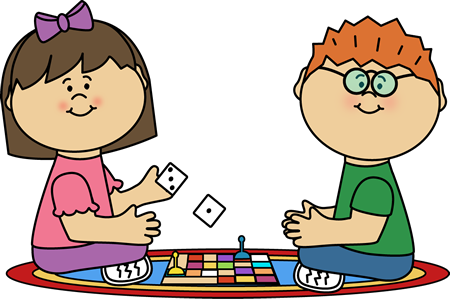 Board game day clipart banner transparent library Grade 2 - Mrs. Schrattner banner transparent library