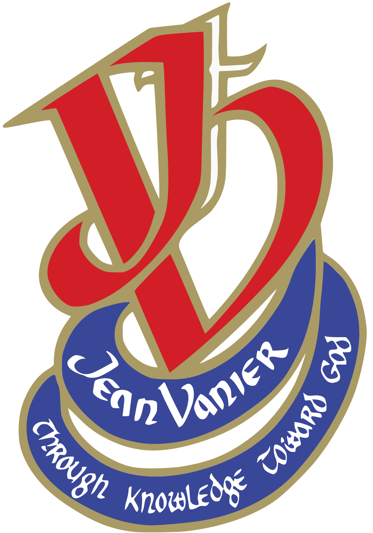 Board of education for catholic school clipart graphic black and white stock Jean Vanier Catholic Secondary School - Wikipedia graphic black and white stock