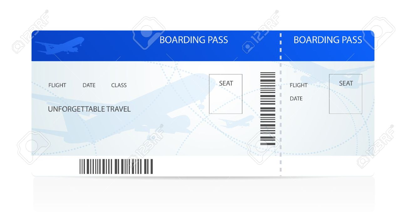 Boarding pass clipart svg free library Free Boarding Pass Cliparts, Download Free Clip Art, Free Clip Art ... svg free library