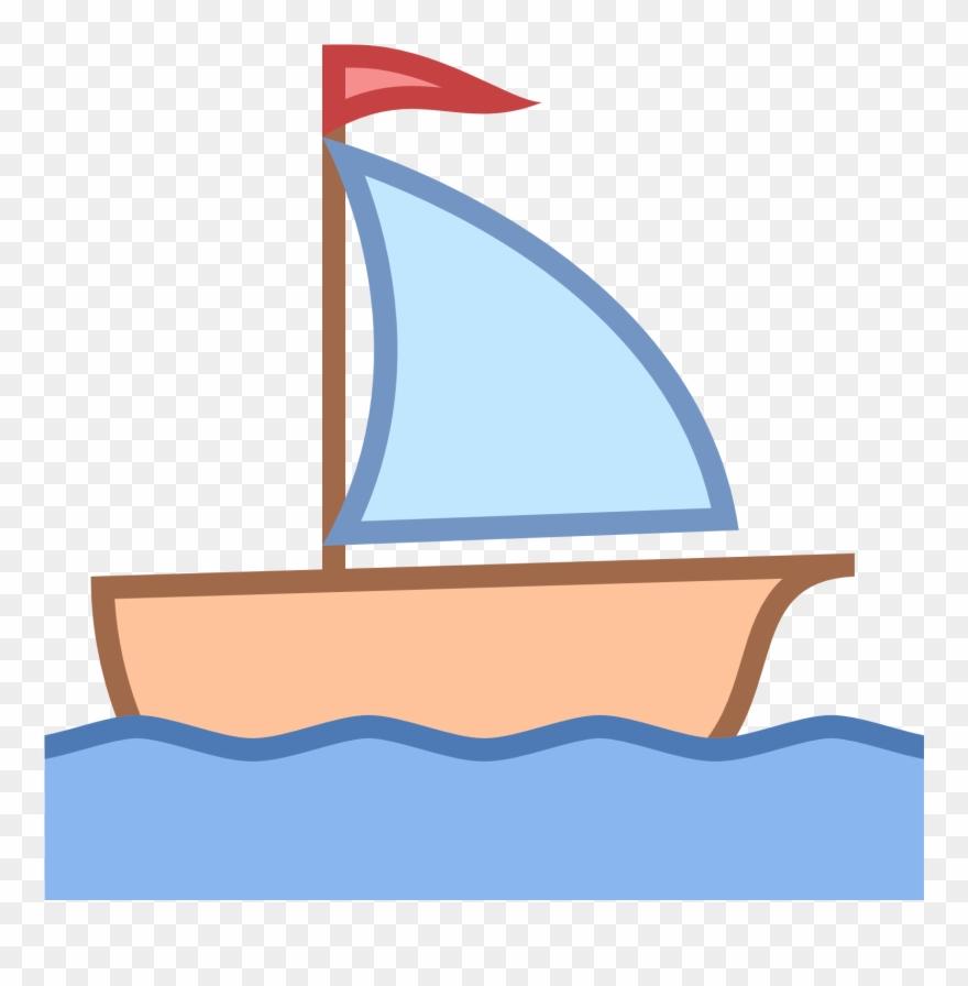 Boat clipart clip art transparent library Sailing Boat Clipart Little Boat - Little Boat - Png Download ... clip art transparent library