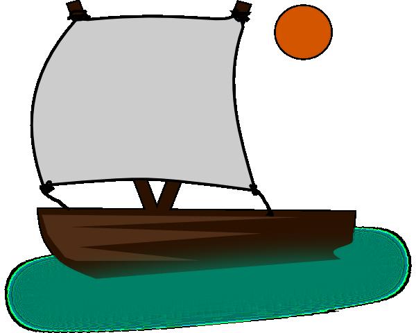 Boat clipart in piblic domain banner free stock Boat Clip Art - Vector Clip Art Online, Royalty Free & Public Domain ... banner free stock