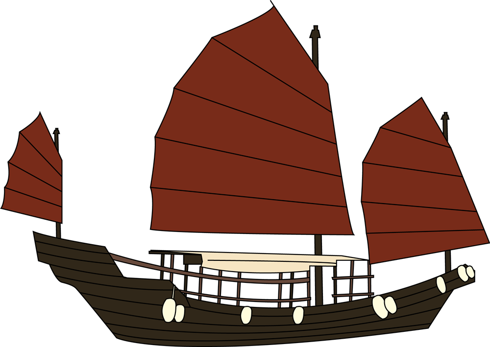 Boat clipart in piblic domain jpg black and white library Free Free Boat Clipart, Download Free Clip Art, Free Clip Art on ... jpg black and white library