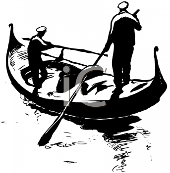 Boat crew clipart vector freeuse library Watercrafts illustrations and royalty-free clipart images | iPHOTOS.com vector freeuse library