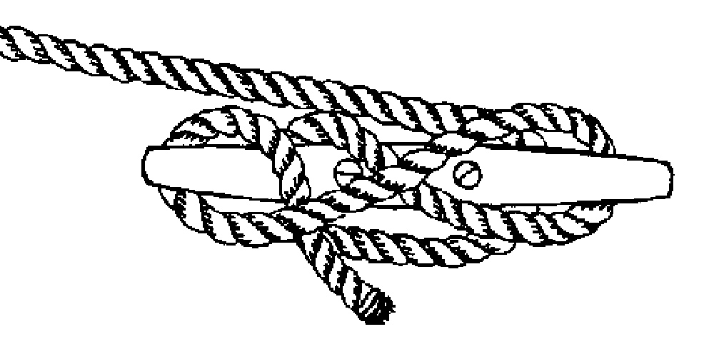 Boat dock cleat clipart picture free 5 Knots Every Boater Should Know - Boat.com picture free