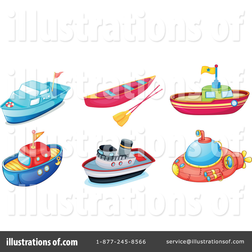 Boat illustrations clipart clipart freeuse library Boat Clipart #1133600 - Illustration by Graphics RF clipart freeuse library