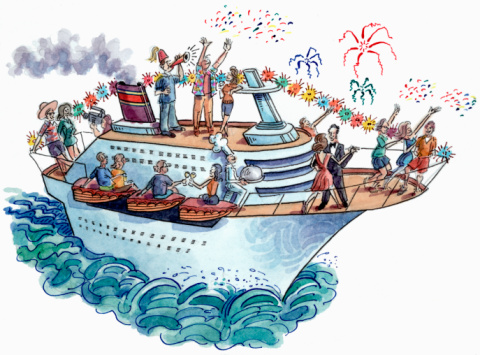 Boat party clipart vector library download Show Peace Boat Cruise – Parish of Our Lady of Perpetual Help vector library download