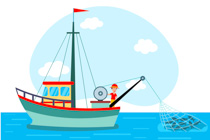 Fishing in a boat clipart clip art free Search Results for fishing boat - Clip Art - Pictures - Graphics ... clip art free