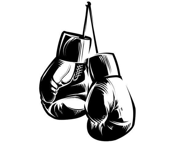 Boxing gloves clipart clip royalty free stock Boxing gloves, Silhouette,SVG,Graphics,Illustration,Vector,Logo ... clip royalty free stock