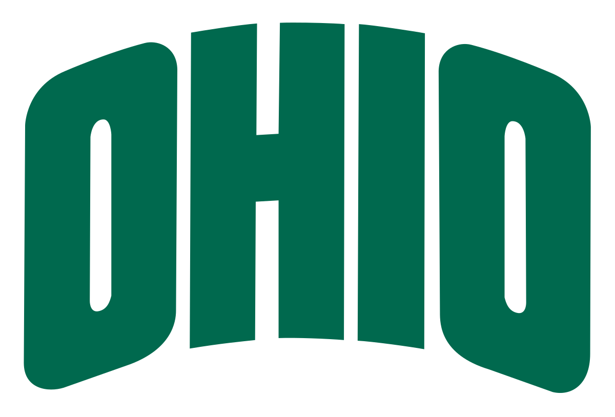 Ohio state football clipart free clipart black and white library Ohio Bobcats football - Wikipedia clipart black and white library
