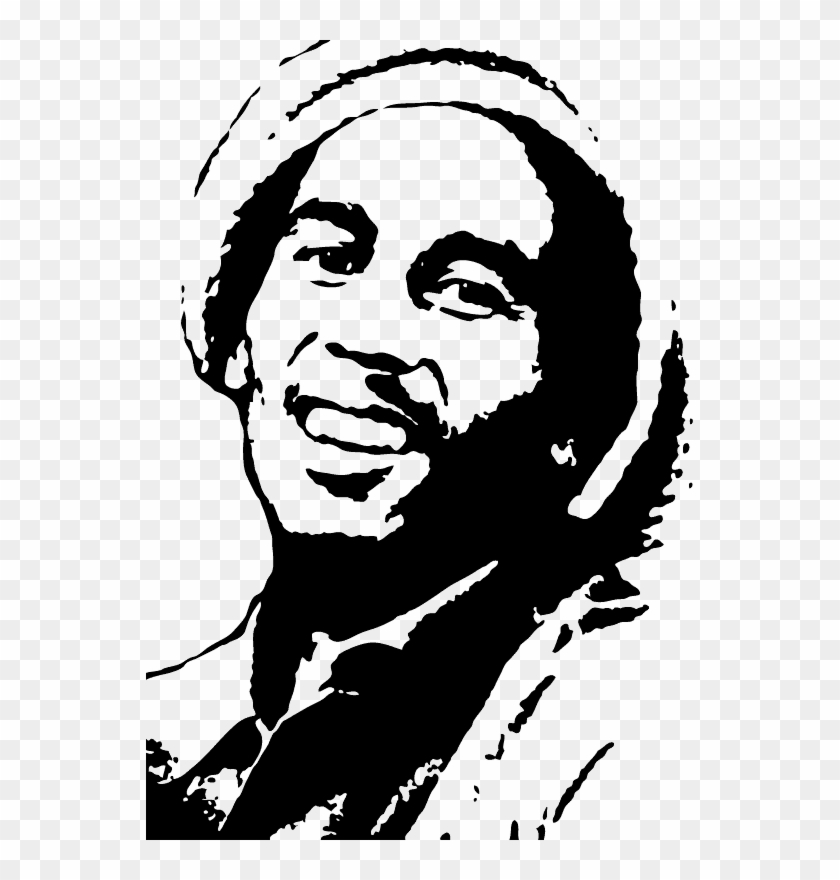 Bob marley clipart hd clip art freeuse library Bob Marley Silhouette Painting Andrew Braswell Pictures - Bob Marley ... clip art freeuse library