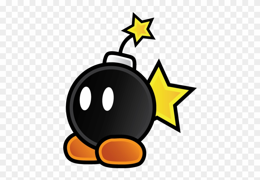 Bob omb clipart image library download Bomb Omb Png Clipart Library Library - Super Mario Bomb Png ... image library download