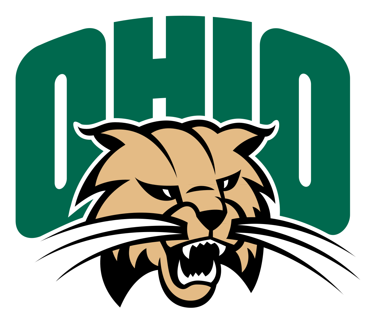 The Ohio Bobcats defeat the Kansas Jayhawks 42 to 30 - ScoreStream jpg free stock