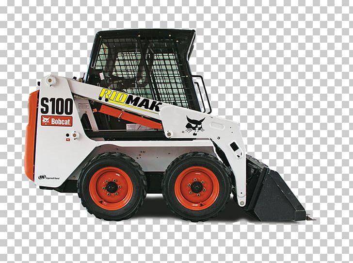 Bobcat tractor clipart image library download Skid-steer Loader Bobcat Company Caterpillar Inc. Tractor PNG ... image library download