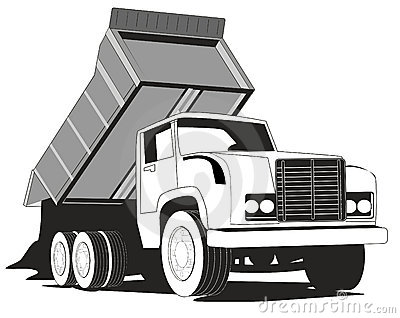 Bobtail international trucl clipart clip download International Dump Truck Clip Art – Clip #68134 - Clipartimage.com clip download
