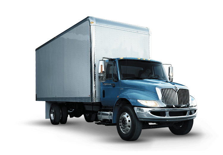 Bobtail international trucl clipart graphic freeuse stock International Trucks It\\u002639;s Uptime graphic freeuse stock