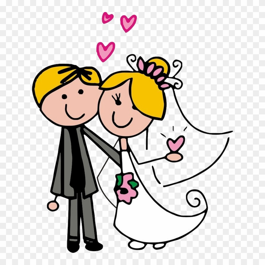 Boda clipart banner freeuse library Dibujos Digi Stamps Wedding Novios Boda - Wedding Anniversary Wishes ... banner freeuse library