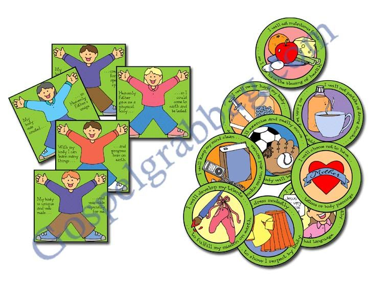 Body as temple of god clipart picture royalty free My Body Is a Temple: My Special Body Tic-Tac-Toe | church | Family ... picture royalty free