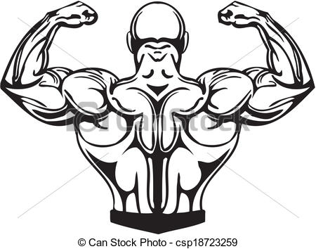 Body bilder clip art graphic free Bodybuilding Illustrations and Clip Art. 18,222 Bodybuilding ... graphic free