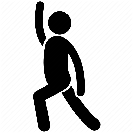 Body physical activities exercise clipart black and white dance picture transparent download \'Healthy life\' by ProSymbols picture transparent download