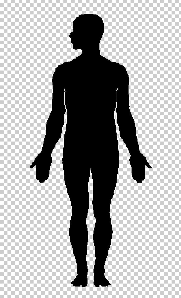Body silhousette clipart picture download Human Body Silhouette PNG, Clipart, Animals, Black, Black And White ... picture download