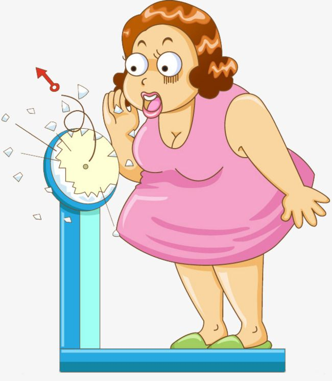 Body weight clipart graphic library stock Cartoon Fat Woman Being Weighed, Woman Clipart, Cartoon Clipart ... graphic library stock