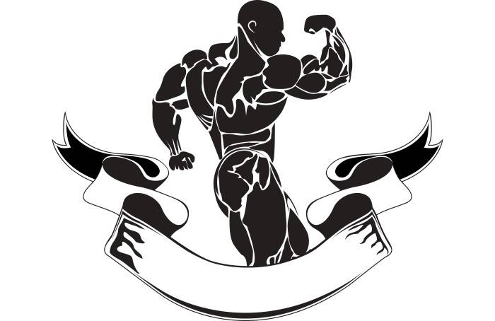 Bodybuilding logo clipart graphic library stock Bodybuilding Clipart | Free download best Bodybuilding Clipart on ... graphic library stock