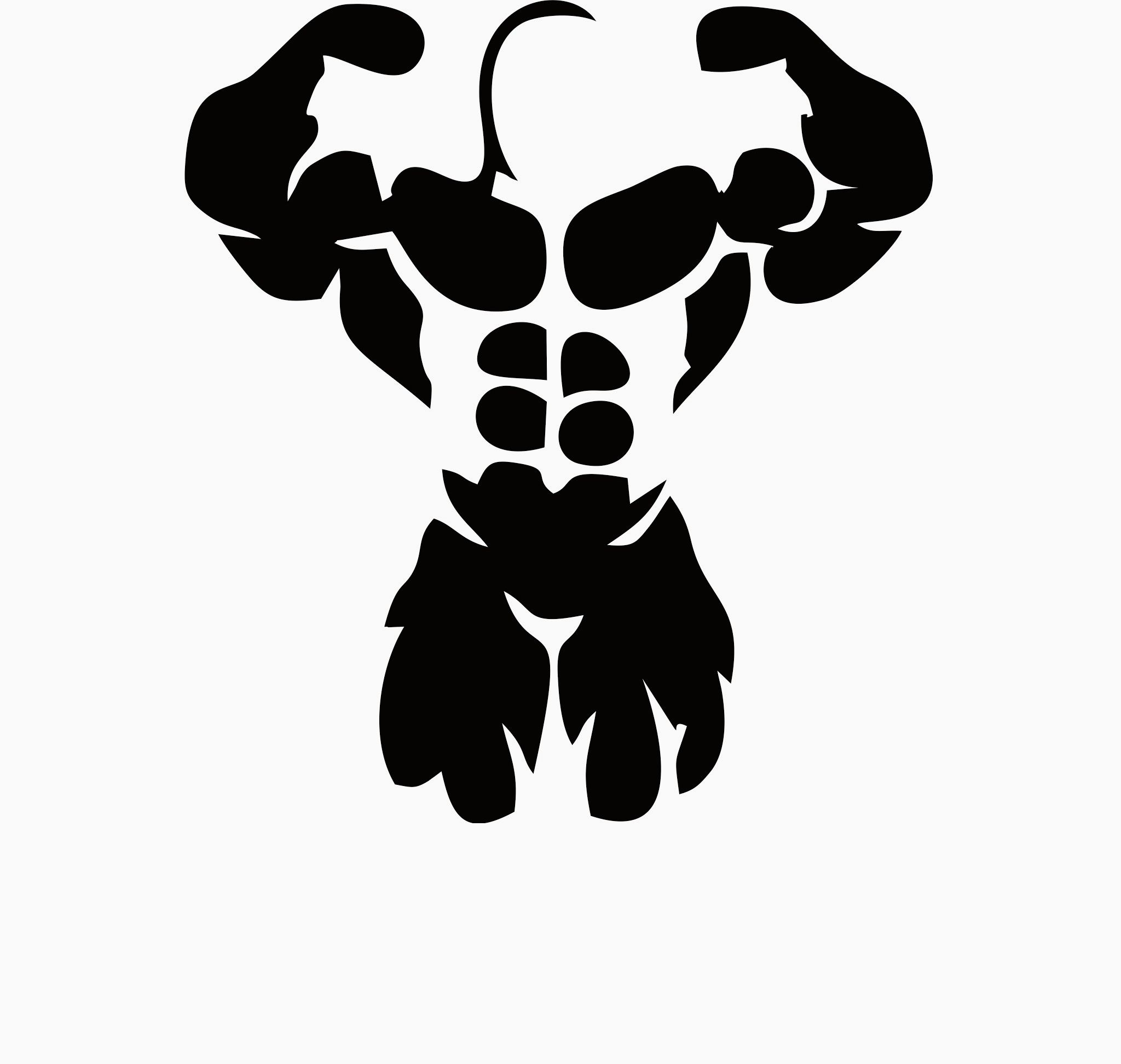 Bodybuilding logo clipart png freeuse download Bodybuilding Logos png freeuse download