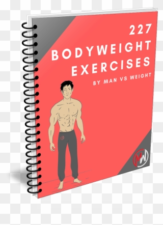 Bodyweight exercise clipart graphic freeuse Get A Pdf Of These 227 Bodyweight Exercises 500 Total - Internal ... graphic freeuse