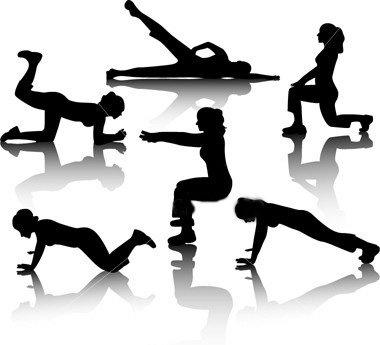 Bodyweight exercise clipart jpg transparent library Bodyweight Exercise - Vision Exercise Physiology jpg transparent library
