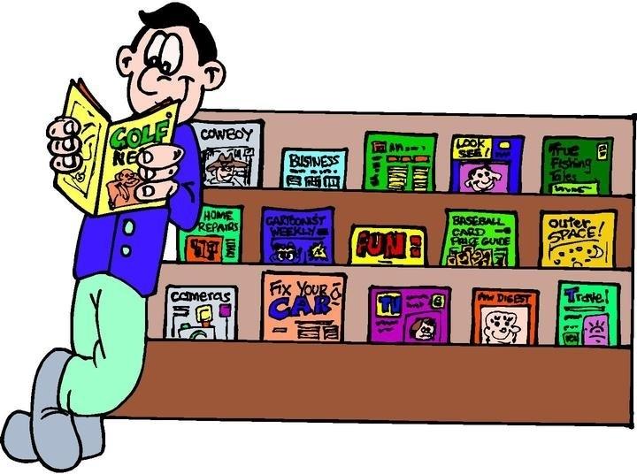 Bogazone clipart vector download Magazine Clip Art Reading Magazine Clipart Letters Music Clipart in ... vector download