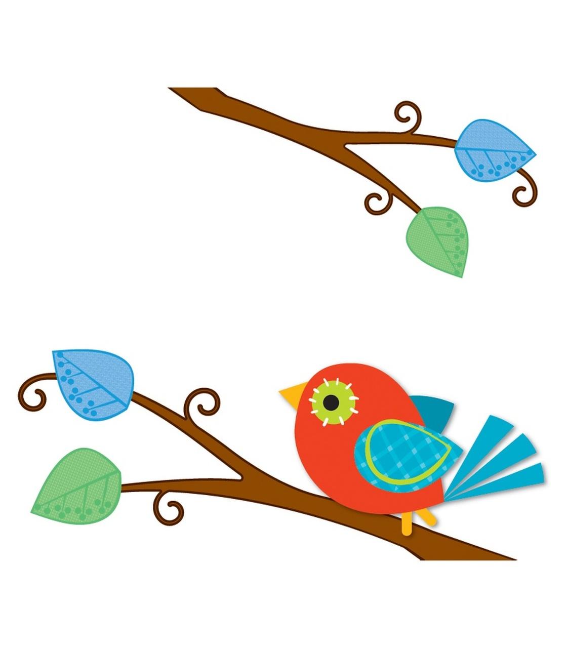 Boho bird clipart banner royalty free download Boho Birds Name Tags banner royalty free download