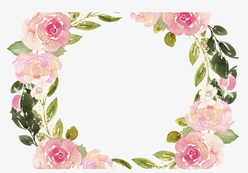 Boho chic dusty rose and rose gold wreath clipart graphic free library Flower clipart floral wreath for free download and use images in ... graphic free library