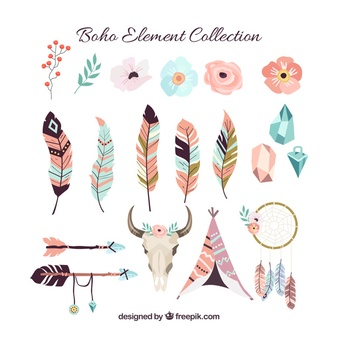 Boho clipart png clipart free download Boho Vectors, Photos and PSD files | Free Download clipart free download